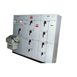 Three Phase Industrial Control Panel, IP Rating: IP54/IP55