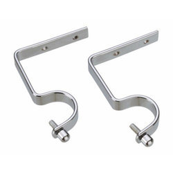 Stainless Steel Curtain Support