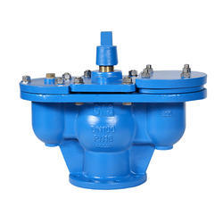 Air Release Valve, Size: 1-1/2 to 8 Inch