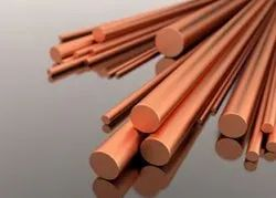 Berrylium Copper Rod