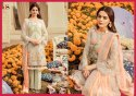 Designer Embroidered Pakistani Georgette Salwar Suits