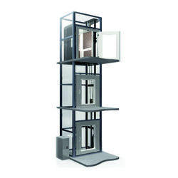 Lifts - Goods Elevator Manufacturer from New Delhi