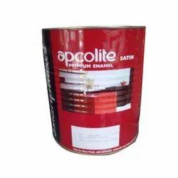Apcolite Satin Premium Enamel Asian Paint, Packaging Type: Bucket