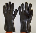 PVC Supported Hand Gloves 12 inch Midas Make