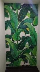 STIXA Matte Free Hand Painting, For Decoration