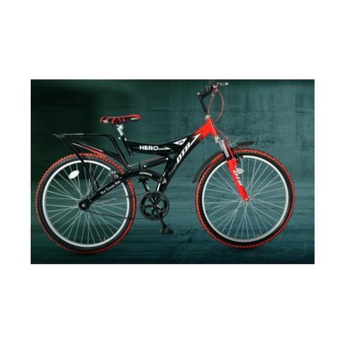 e7ce472648f Hero Cycle Red And Green Hero DTB 26T Cycle, Size: 26T, Rs 5925 ...