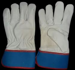 White Grain Rigger Gloves - KAN/GFL/DP