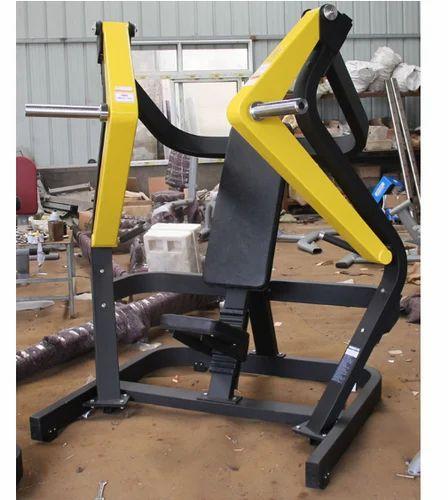 Steel Hammer Strength Chest Press Machine, Rs 27800 /unit
