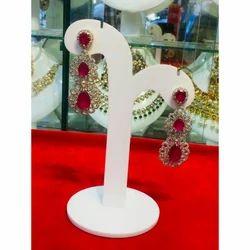 Kundan Artificial Earrings