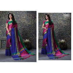 Ladies Designer Casual Wear Saree