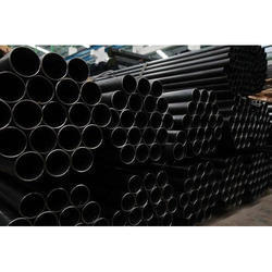 Round Jindal AplApollo MS Black Pipe, Size: 3/4 inch
