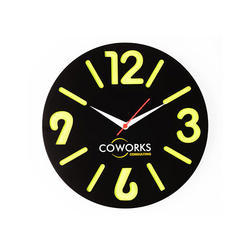 Promotional Round Wall Clock