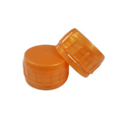 Plastic Golden Seal Cap