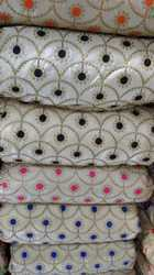 Polyester Fabric New Embroidered Fabric