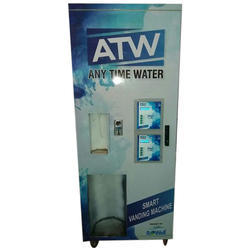 Automatic Smart Water Vending Machine