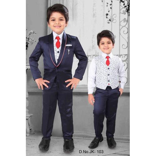 d80742344 Boy Designer Suit at Rs 875 /unit | Boys Full Suits | ID: 19877843912