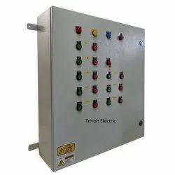 Trivolt Electric MCC Control Panel, Ip Rating: Ip55, 220-380 V