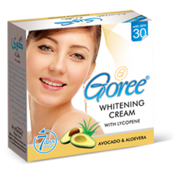 Goree Beauty Cream, Type Of Packing: Jar, Packaging Size: 30 G