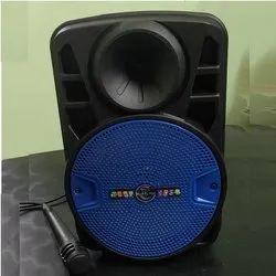 CJ 118 Wirelesses Karaoke Speaker With Mike