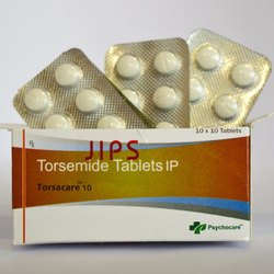Torsemide Tablets IP 10