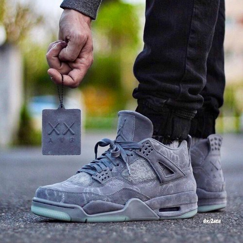 Grey Eva Nike Air Jordan Shoes, Model Number: NAJ13, Size: 7-10 ...
