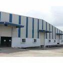 Steel Prefab Factory Pre Engineered Mezzanine Building