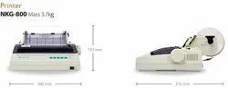 JRC NKG-80O /NKG-900 Printer
