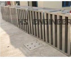 Generator Room Fresh Air Acoustic Attenuators
