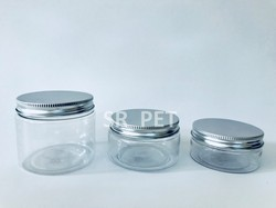 Metal Cap Jars