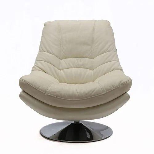 Austin Leather Swivel Chair