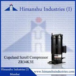 Copeland Scroll Compressor ZR34K3E