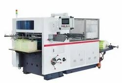 Paper Cup Blank Punching Machine (Woden Die)