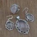 Classic Labradorite Gemstone 925 Sterling Silver Fashion Jewelry