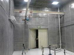 Generator Acoustics Room