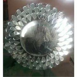 Fancy Glass Mirror