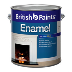 British Paints Enamel Paint