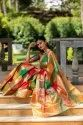 Kancheepuram Silk Exclusive Designer Saree