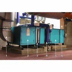Mild Steel HVAC Air Handling Unit