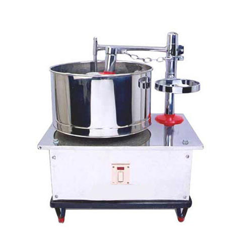 Stainless Steel Wet Grinder for Commercial Use