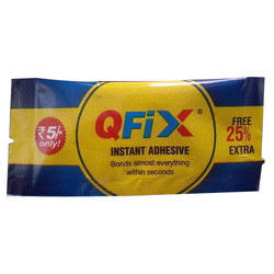 Industrial Grade QFix Super Glue, Packaging Size: 5, 10 g
