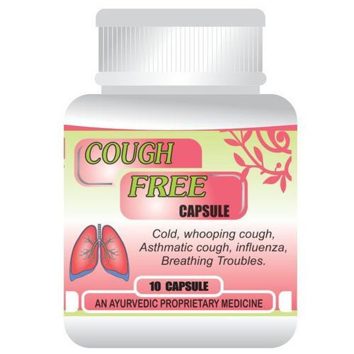 cough free capsule well cure remedie manufacturer in sardar