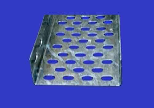 Pre - Galvanized Perforated Type Cable Tray