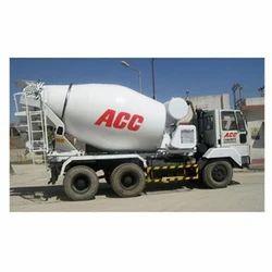 ACC M25 Grade OPC Ready Mix Concrete