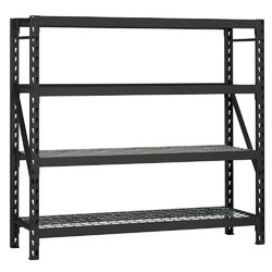Multipurpose Slotted Angle Rack