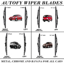 Autofy Car Wiper Blades