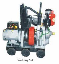 BHARAT diesel welding genset