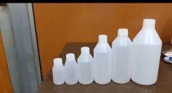 HDPE Sanitizer Narrow Mouth Bottle
