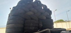 Nylon Heavy Vehicle Scrap Tyres