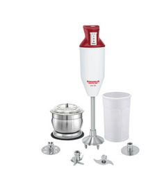 Happiness (Red And White) 125 Watts Jazz Dlx Hand Blender