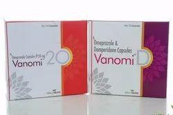 VANOMI 20 CAPSULES